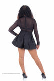 """Ms. Ric"" Flare Bottom Romper"