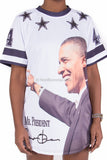 """Mr. President"" Barack Obama Limited Edition Custom Jersey"
