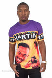 """You So Crazy"" Martin All Over Print Shirt"