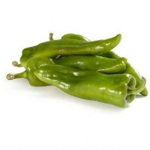 Chillies Bullhorns Green