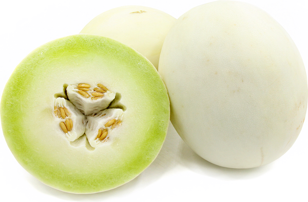 Melons Honeydew White Each