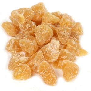 Crystal Ginger 500G Bag