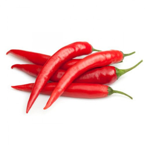 Chillies Long Red 500Gr