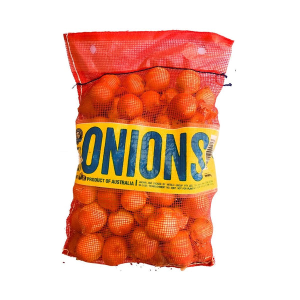 Onions Brown 10Kg Bag