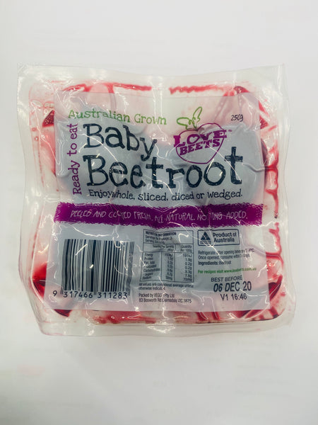 Baby Beetroot