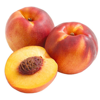 Nectarines Yellow Kg