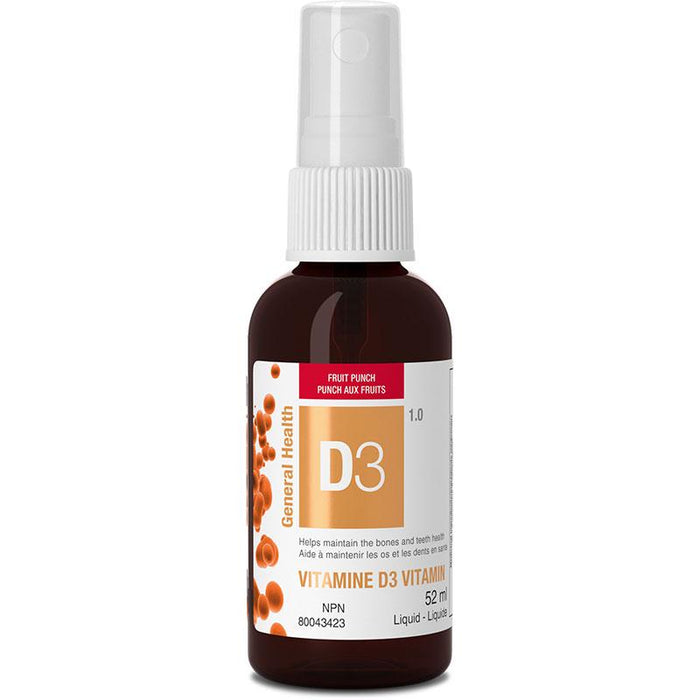 ATP Vitamin D3 Spray 52mL - Popeye's Toronto