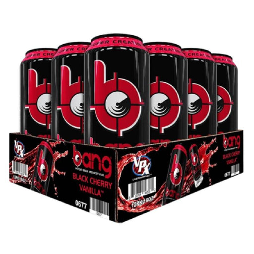 BANG Energy Drink Case - Popeye's Toronto