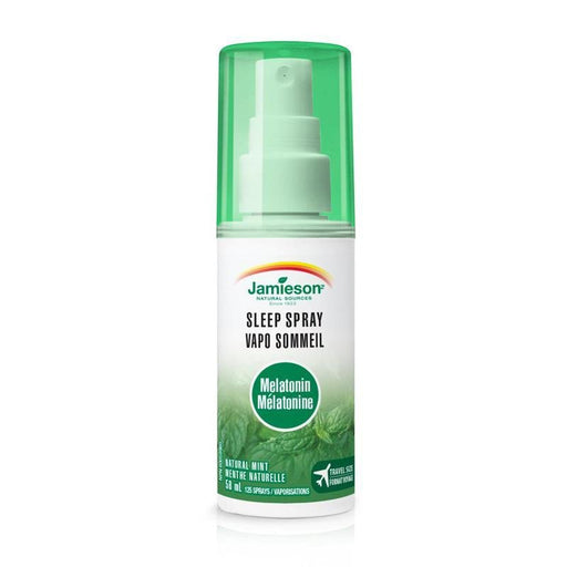 Jamieson Melatonin Spray Mint - Popeye's Toronto