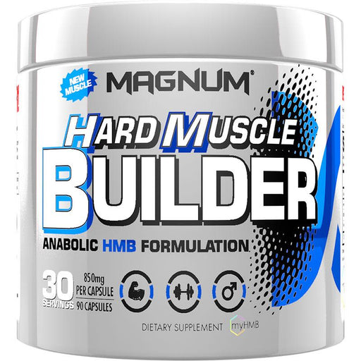 Magnum Hard Muscle Builder 30 Servings - Popeye's Toronto