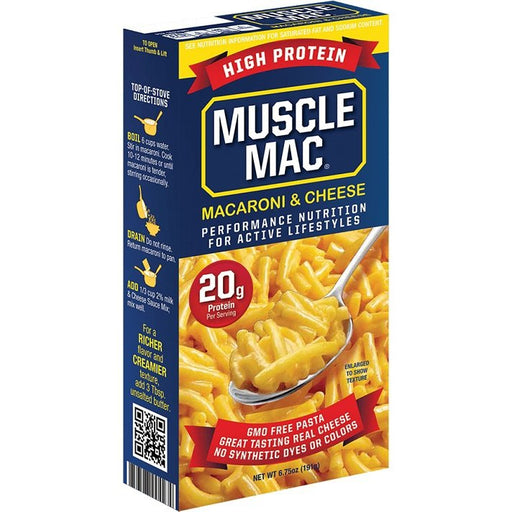 Muscle Mac Single Box Macaroni & Cheese - Popeye's Toronto