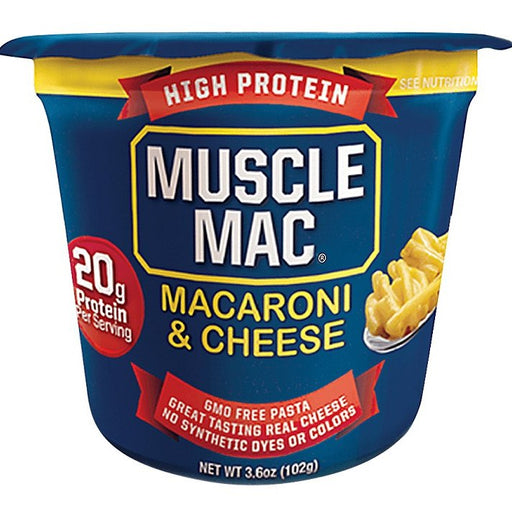 Muscle Mac Single Cup Macaroni & Cheese - Popeye's Toronto