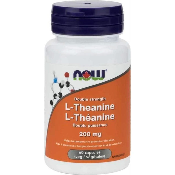 Now L-theanine 200mg inositol - Popeye's Toronto
