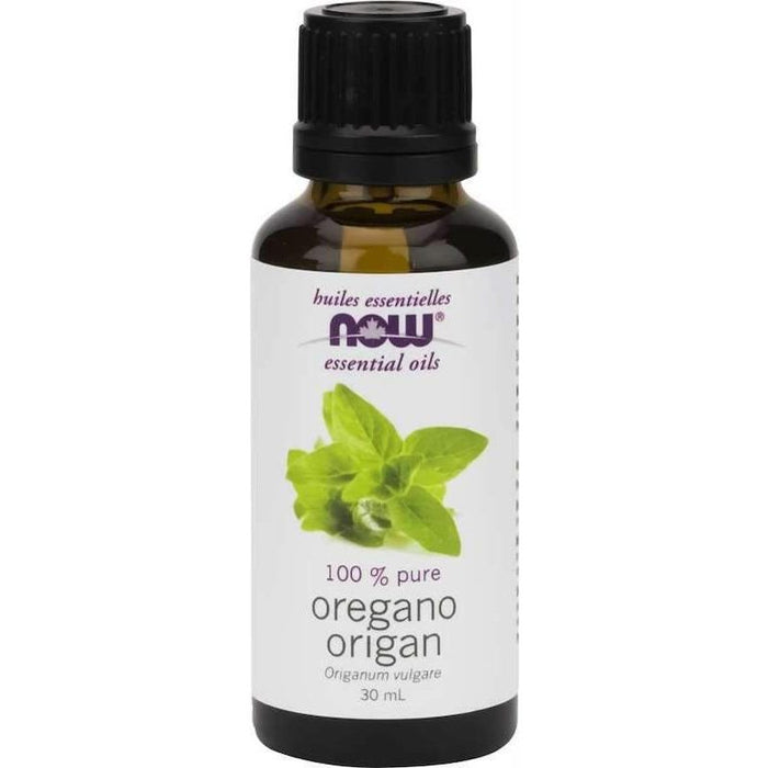 NOW Oil of Oregano 30ml - Popeye's Toronto