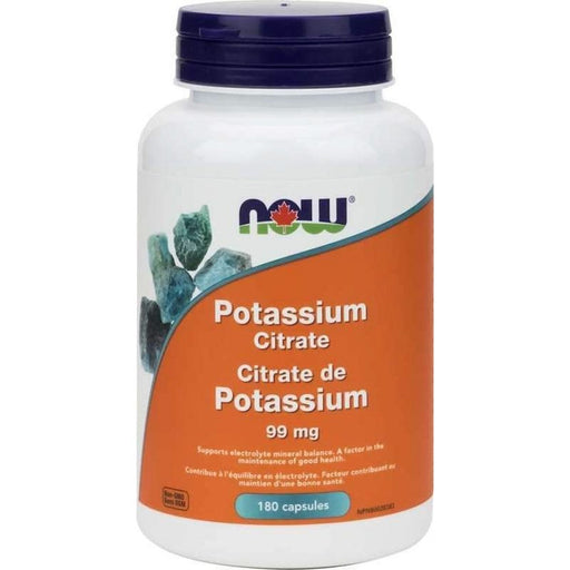 NOW Potassium Citrate - Popeye's Toronto