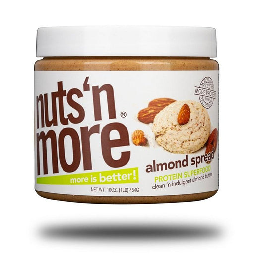 Nuts N More Almond Butter Spread - Popeye's Toronto
