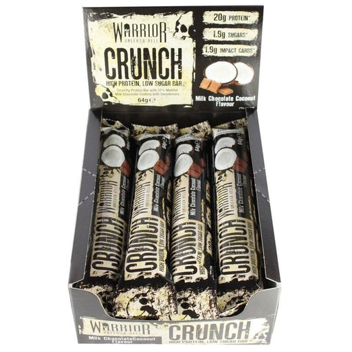 Warrior Crunch Bars - Popeye's Toronto
