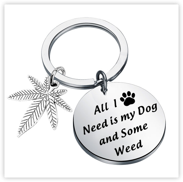 Cannabis Dog Cat Lover Gift Cannabis Weed Gift All I Need is Dog/Cat and Some Weed