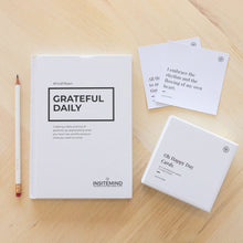 Load image into Gallery viewer, Gratitude and Affirmation Pack - Gratitude Journal and Affirmation Cards