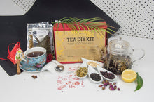 Load image into Gallery viewer, Organic Tea DIY Kit I Gift Set