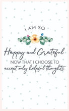 Load image into Gallery viewer, The Art of Trying Affirmation Card Set