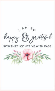 The Art of Trying Affirmation Card Set