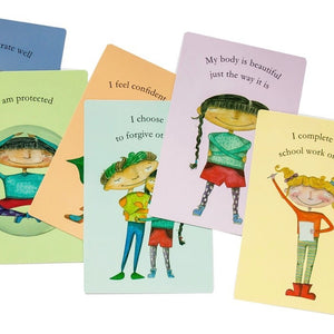 I AM ME Affirmation Cards for Children