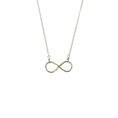 Infinity Necklace - Lily Brooklyn