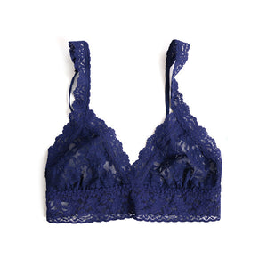 Signature Lace Crossover Bralette - Lily Brooklyn