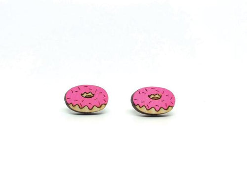 Donut Earrings - Lily Brooklyn