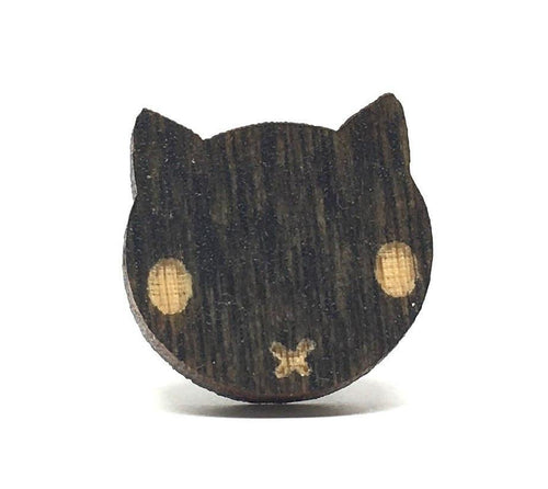 Cat Earrings - Lily Brooklyn