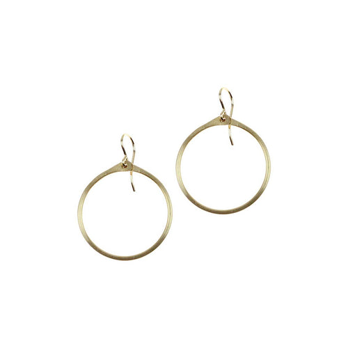 Signature Small Hoop - Lily Brooklyn