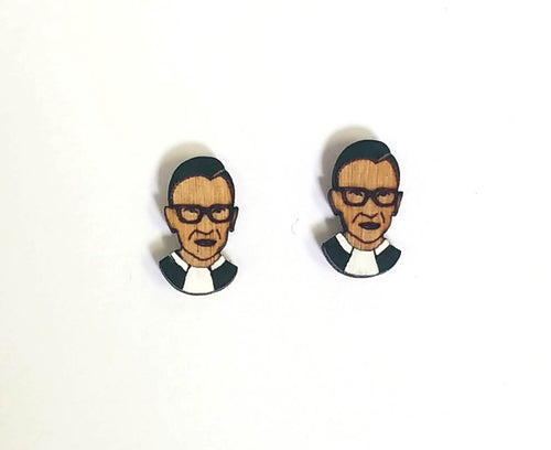 RBG Earrings - Lily Brooklyn