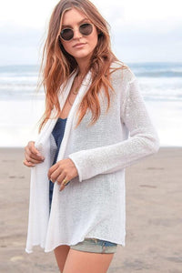 Wrap Cardigan - Lily Brooklyn