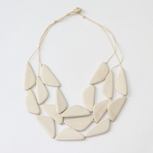 Ivory Darlene Necklace - Lily Brooklyn