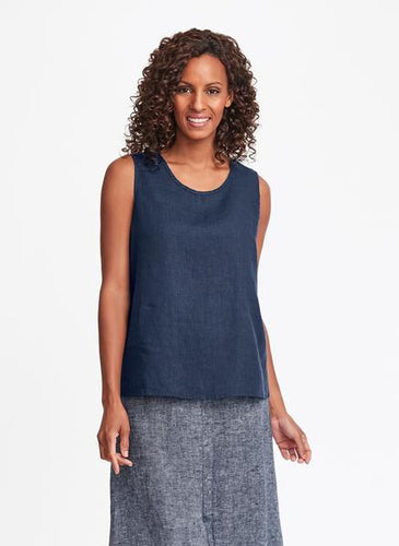 Simple Cami - FLAX - Lily Brooklyn