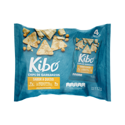 KIBO GARBANZO QUESO 4(u)