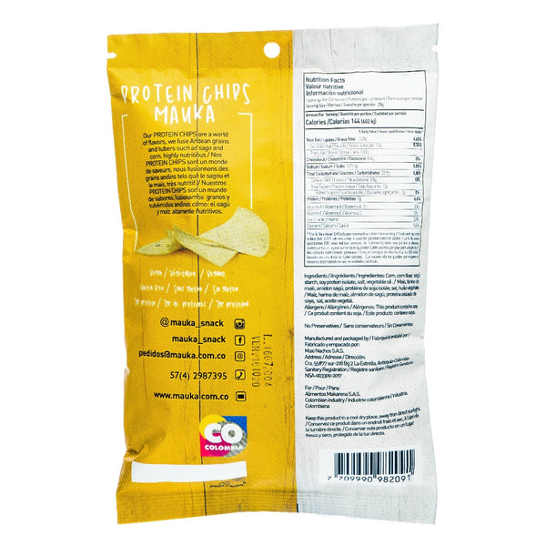 Protein Chips Mauka