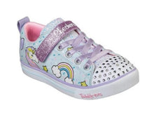 Load image into Gallery viewer, Skechers Mythical Unicorn Twinkle Toes Light Up Runners