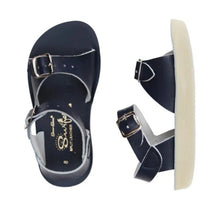 Load image into Gallery viewer, Kids Saltwater Sandals Surfer Style: 2 COLOUR Choices Sizes Toddler 5 to Y3