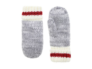 Great Northern Kids Sherpa Lined Winter Mittens : 2 to 6