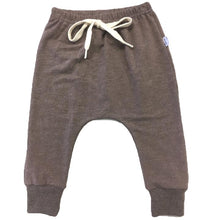 Load image into Gallery viewer, Portage and Main Drawstring Joggers in Terracotta : Sizes 1m to Youth Small