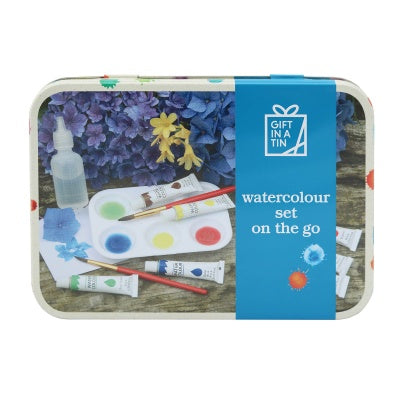 Gifts in a Tin!    Five Different Gift Tins to Choose From