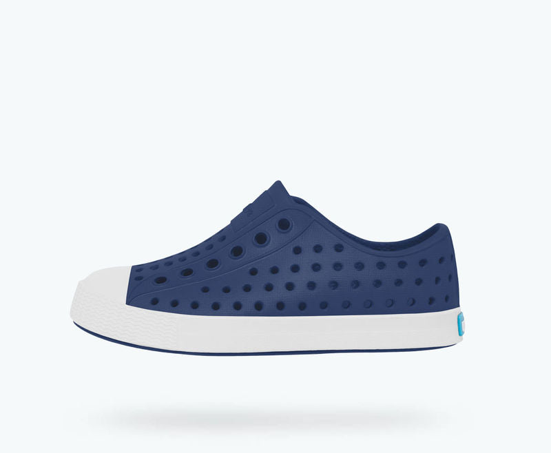 Jefferson Regatta Blue Native Shoes Sizes C4 to Y4