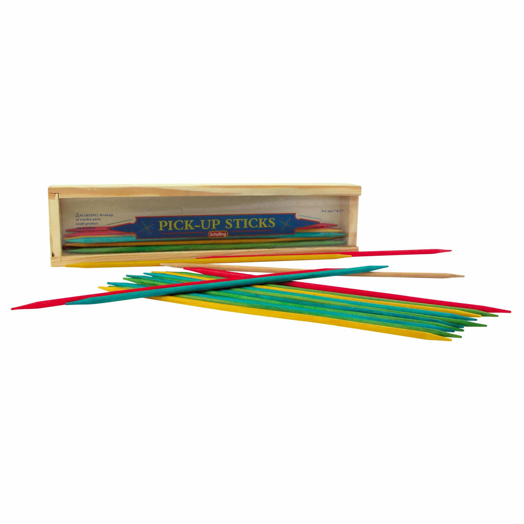 Schylling Retro Game Pick Up Sticks