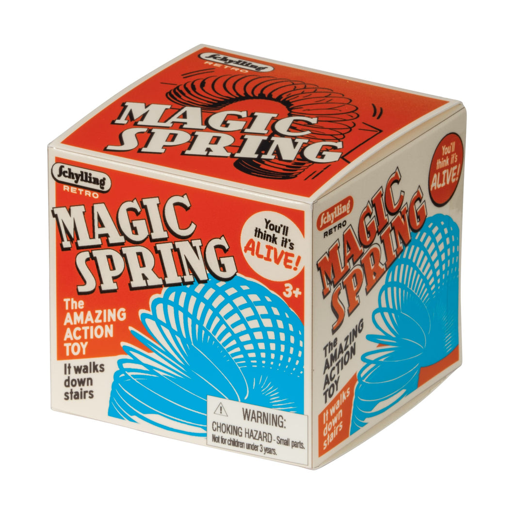Schylling Toys Magic Spring