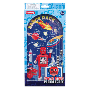 Schylling Space Race Pinball Game