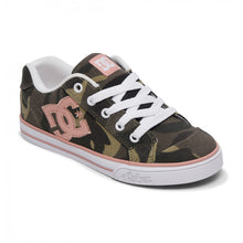 Load image into Gallery viewer, DC Chelsea Camo Runners Sizes C 10 to Y7
