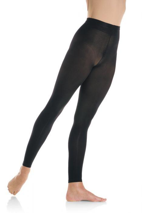 Mondor Dance Performance Footless Tights: 3 Colours