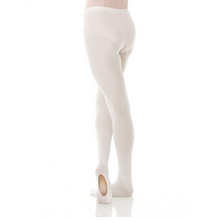 Load image into Gallery viewer, Mondor Convertible Dance Performance Tights: 3 Colours